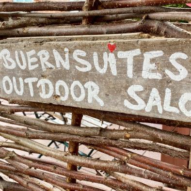 Buernsuites Outdoor Salon